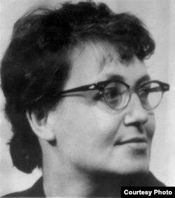 Яна Крейцарова-Черна, фото 1960-х годов