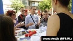 Obilježavanje Dana Evrope u Beogradu