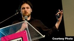 Виктор Арсовски, уредник на информатичкиот портал www.it.com.mk.