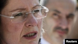 Мирослава Немцова - кандидат правоцентристов на пост премьер-министра Чехии