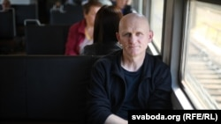 Belarusian Rights Activist Arrives In Minsk