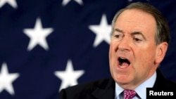 Mike Huckabee (file photo)