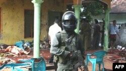 شورشیان تامیل از سال ۱۹۸۳ مبارزه مسلحانه علیه دولت مرکزی سریلانکا را آغاز کردهاند. این شورشیان هدف از این نبرد را اعاده حقوق اقلیت تامیل سریلانکا عنوان میکنند.(عکس: AFP)
