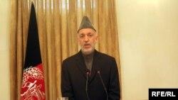 Hamid Karzai described his U.S. visit as successful.