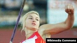 Кримська спортсменка Віра Ребрик