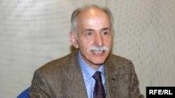 Beynəlxalq İnsan Hüquqları Federasiyasının vitse-prezidenti Əbdülkərim Lahici, Praqa, 4 may 2006