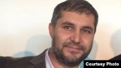 Таджикский оппозиционный активист Фарход Одинаев, задержанный в Беларуси.