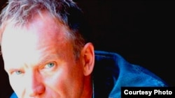 British singer-songwriter Sting