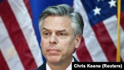 Jon Huntsman, Washington's new man in Moscow