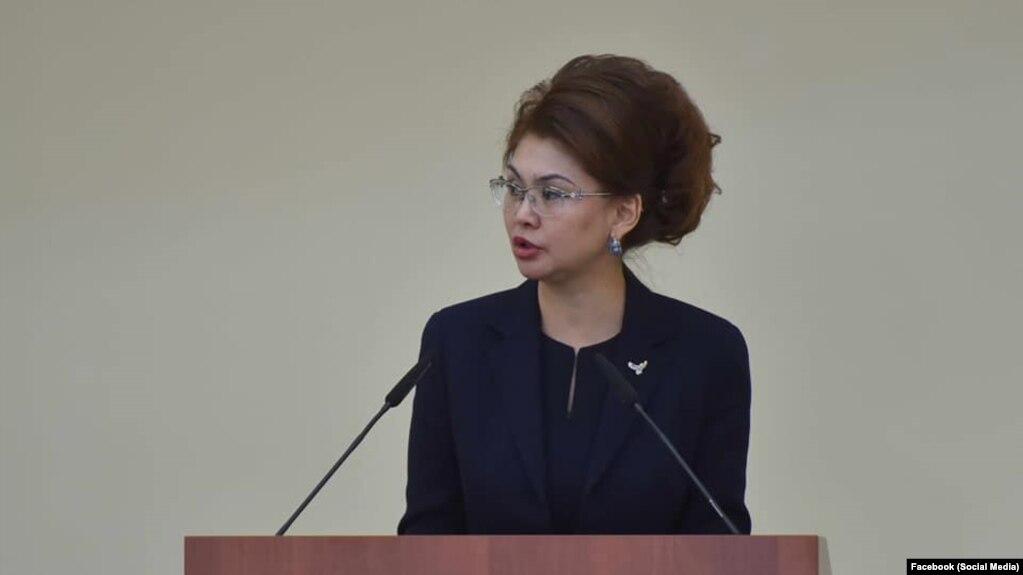 Аида Балаева, министр информации и общественного развития Казахстана