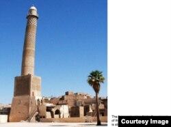 Al-Hadba minaret