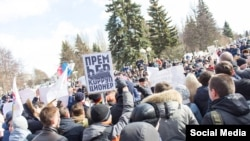 Антикоррупционный митинг 26 марта в Чебоксарах.