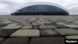 The Bolshoi Ice Dome, one of the venues for the 2014 Winter Olympics