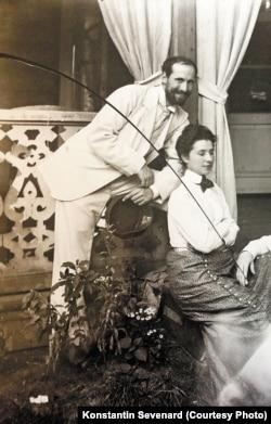Иосиф и Матильда Кшесинские