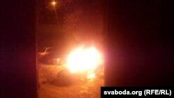 Belarus - explosion in Minsk, 5mar2016