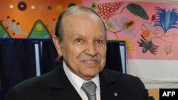 Алжир президенті Абдулазиз Бутефлик.