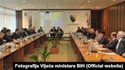 Sjednica Vijeća ministara BiH i Vlade Srbije
