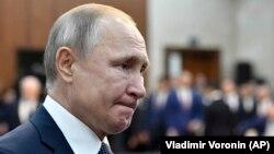 ՌԴ նախագահ Վլադիմիր Պուտին, արխիվ