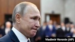 В.В. Путин в Бишкеке. 28.11.2019