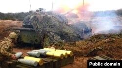 Украинская армия в Донбассе