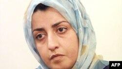 نرگس محمدی، رییس کانون مدافعان حقوق بشر