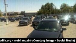 Подготовка к похоронам Ислама Каримова в Самарканде