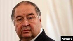 Алишер Усмонов, миллиардери Русия, зодаи Намангон.