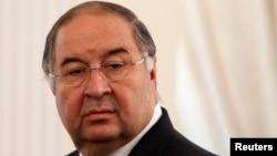 Наманганда туғилган миллиардер Алишер Усмонов.