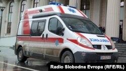 """Četiri osobe su u """"izuzetno teškom stanju i nalaze se u životnoj opasnosti"""", izjavio je ministar zdravlja Severne Makedonije Venko Filipče"""