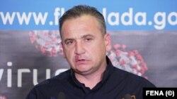 Fahrudin Solak, bivši šef Civilne zaštite FBiH