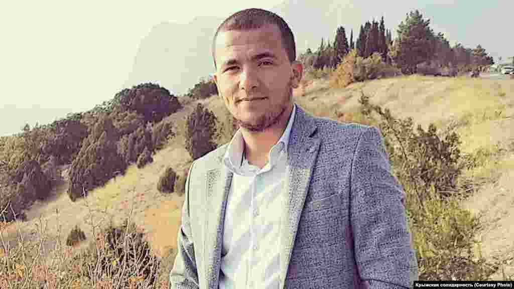 Осман Сейтумеров, брат историка Сейтумера Сейтумерова. Российские силовики обвиняют всех задержанных 11 марта в «участии в террористической организации» (кроме Энвера Мустафаева, которого отпустили после допроса)