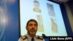 Полиция Каталонии распространила фотографию подозреваемого в теракте, 21 августа 2017 года