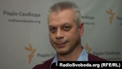 Портпаролот на украинската војска, Андриј Лисенко.