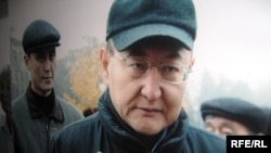 Оппозиционный политик Алтыбек Сарсенбаев.