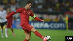 Кристијано Роналдо го постигна единствениот гол
