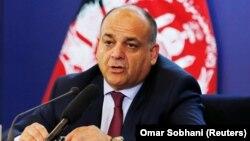 ویس برمک، وزیر پیشین داخلۀ افغانستان