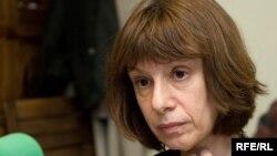 Political analyst Masha Lipman
