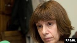 Analistja politike ruse, Maria Lipman