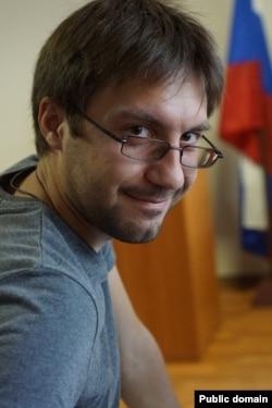 Антон Наумлюк – специальный корреспондент Радио Свобода на суде над Надеждой Савченко
