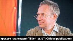 Директор Новосибирского планетария Сергей Масликов
