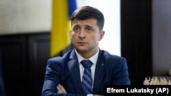 Шоумен Владимир Зеленский.
