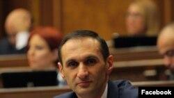 Bright Armenia faction MP Armen Yeghiazarian