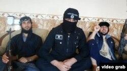 Таџикистански исламисти во Ирак.