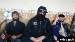 """Таджикские """"джихадисты"""" в Ираке"""