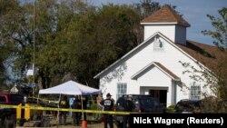 Церковь - место трагедии