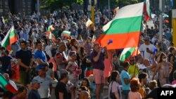 Най-масовият протест досега се състоя на 29 юли в София