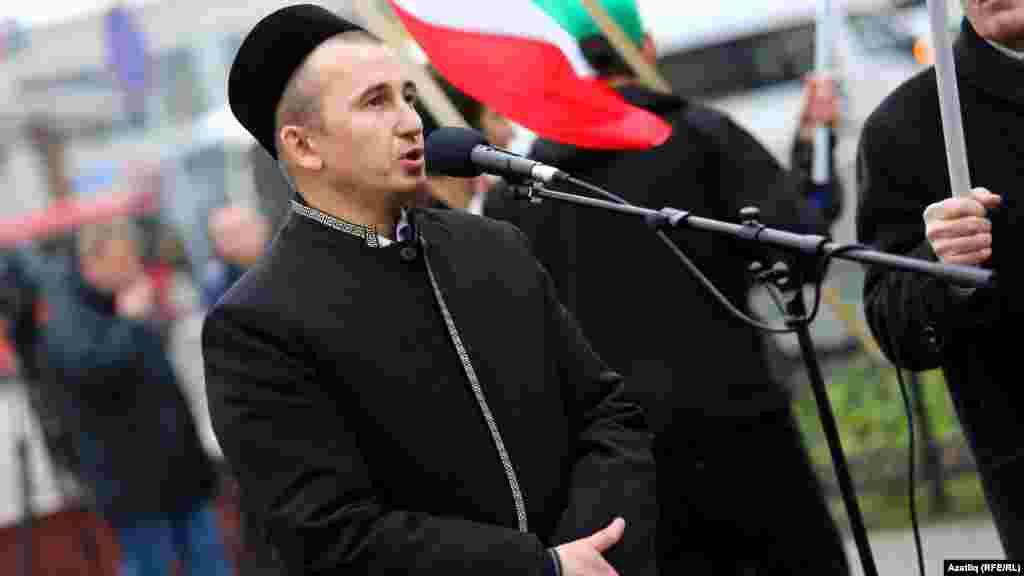 Милли хәрәкәт имамы Гомәр хәзрәт Батырша