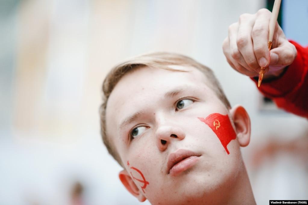 XXI Всемирный фестиваль молодежи и студентов в Сочи, октябрь 2017 года