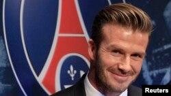 Futbollisti David Beckham