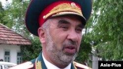 Ғаффор Мирзоев. Акс аз бойгонӣ